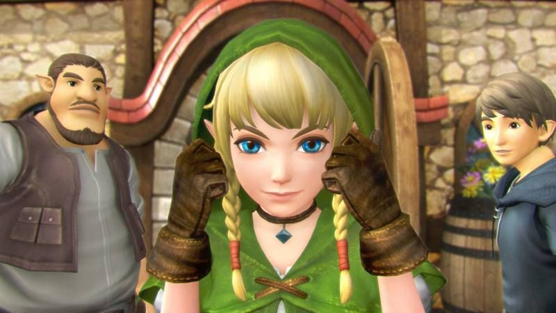 Linkle will finally be playable in #HyruleWarriorsLegends #3DS and transferable in #HyruleWarriors #WiiU ~ TBR March 25th, 2016.