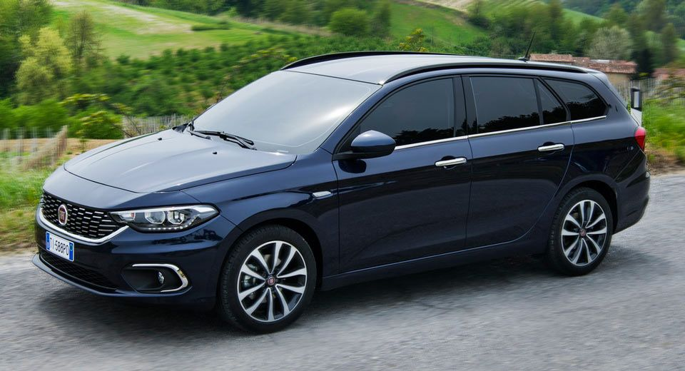 Fiat Tipo Estate Goes On Sale In The Emea Region Starts From
