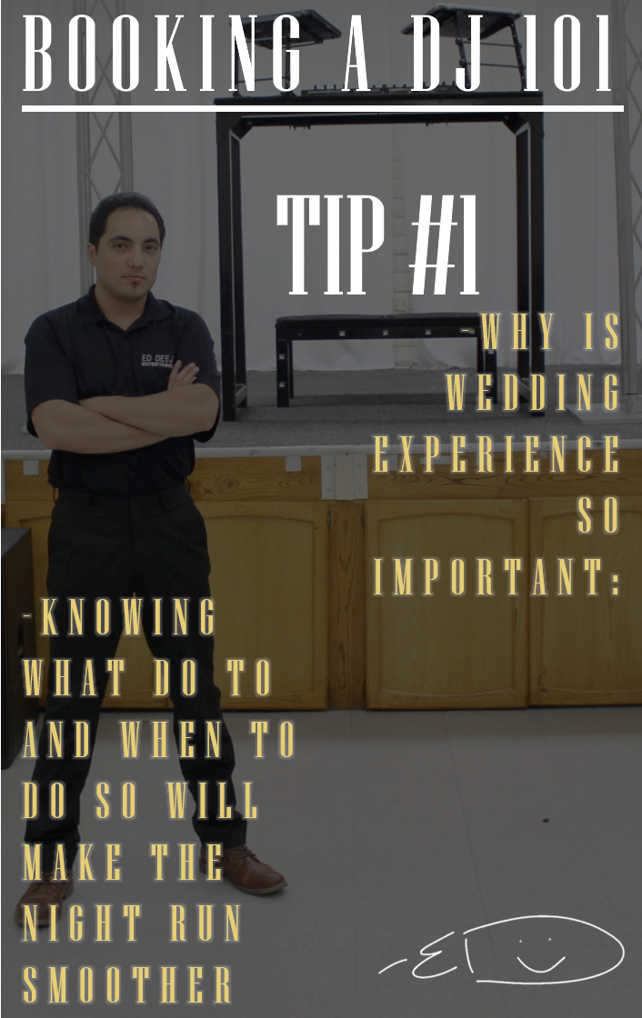 Some Q A On Booking Your Wedding Dj Tips 101 This Information Is