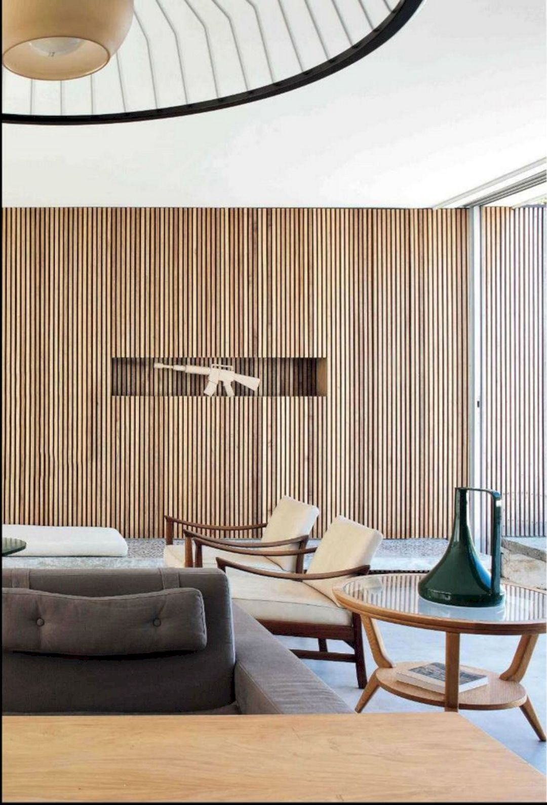 Living Room Feature Wall Designs: 25+ Gorgeous Wood Wall Decorations For Living Room