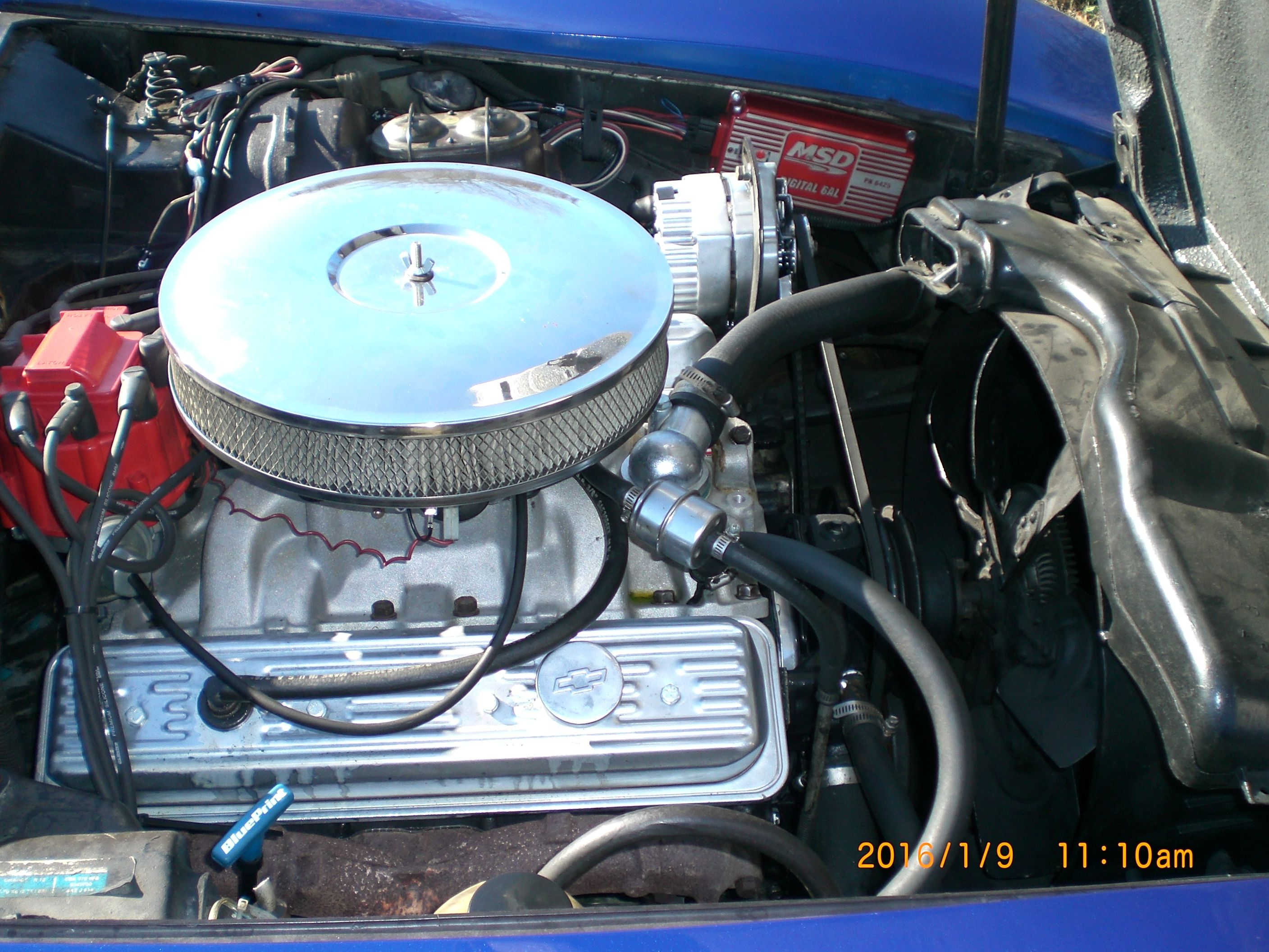 Blueprint engines customer stan gilbreath installed a bp3832ct1 blueprint engines customer stan gilbreath installed a bp3832ct1 in his 1956 bel air blueprintengines bp3832ct1 frameoffrestoration belair pinterest malvernweather Gallery