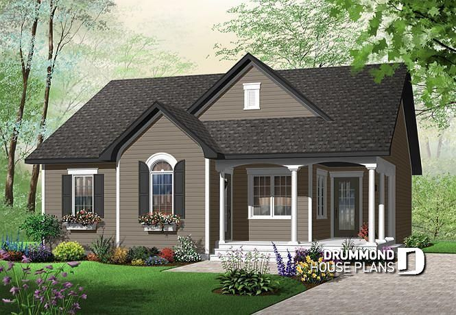 house plan Calvert No. 3118 Country style house plans