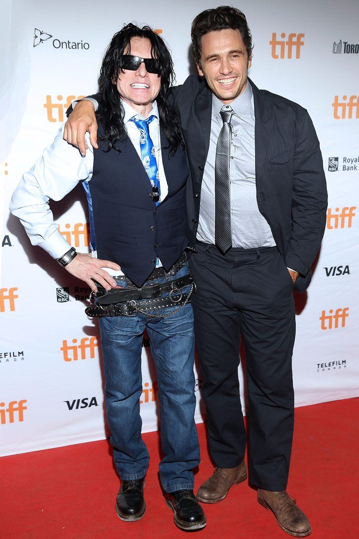 The Disaster Artist See James Franco Next To The Room S Real Tommy Wiseau James Franco Film Inspiration Tommy
