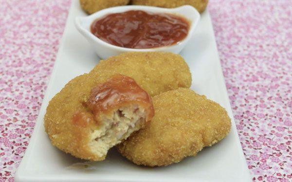 Cmo hacer nuggets de pollo  Nuggets parmesanos  Receta  Daily Meals  Nuggets de pollo recetas Pollo y Recetas
