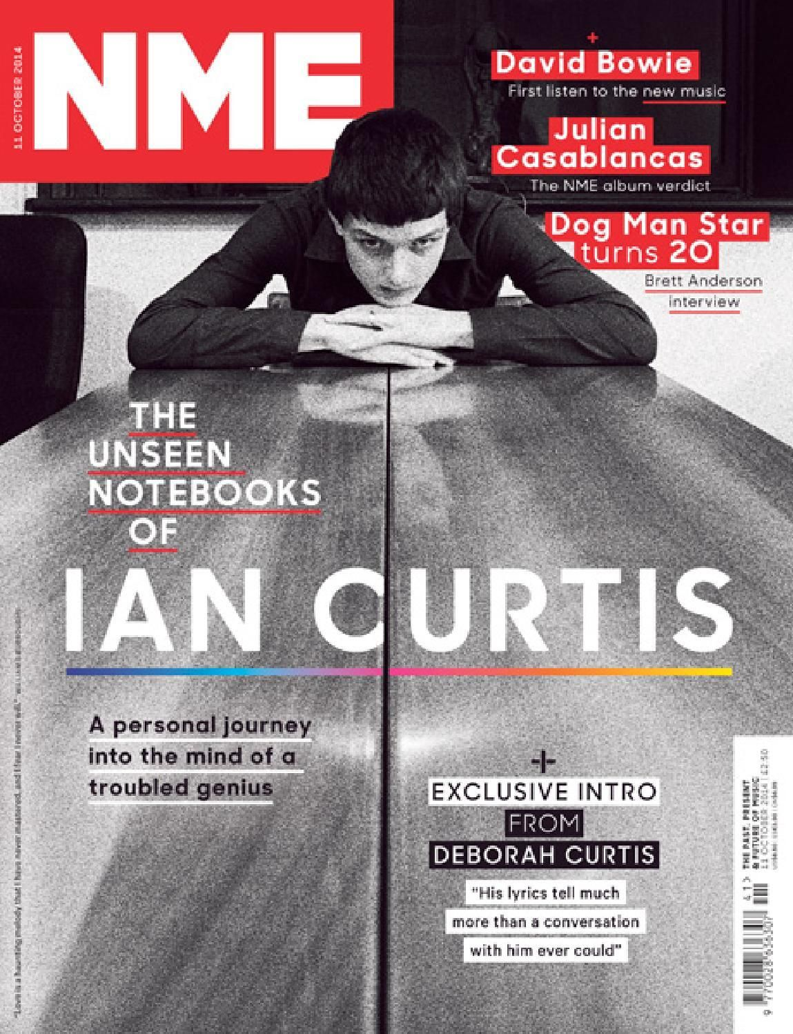 #ClippedOnIssuu from NME 11th Oct 2014