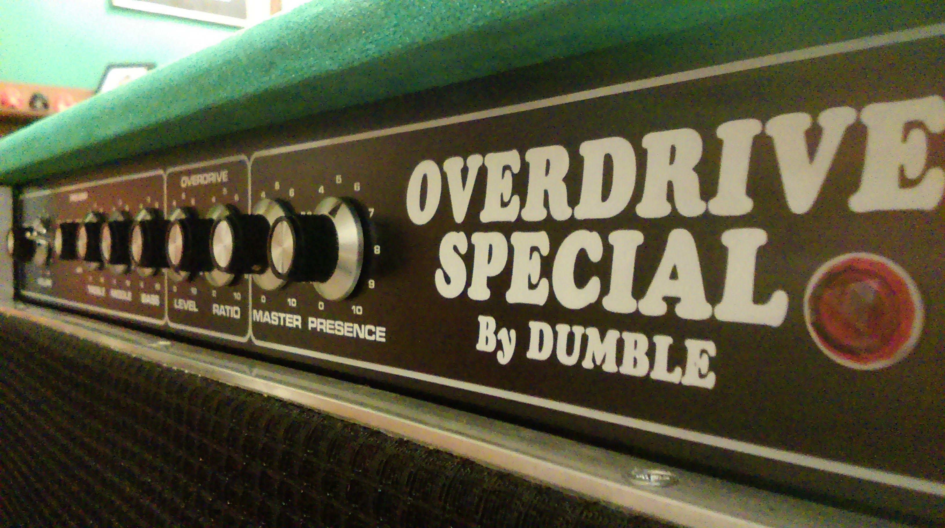 Dumble Speaker Cabinet Dumble Ods Overdrivespecial Amps Rigs Pinterest