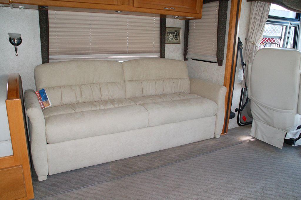 Flexsteel Elsworth Rv Sofa Model 4323 Easy Bed Like Jackknife