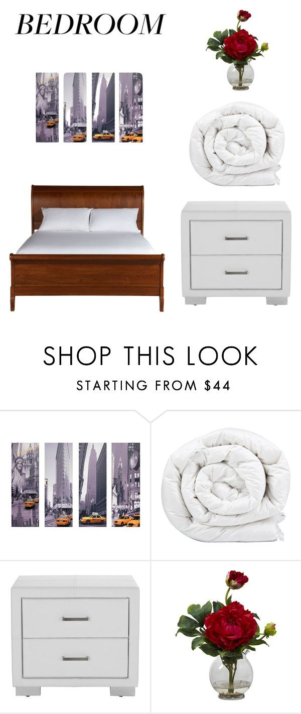 Bedroom by lily abbey liked on Polyvore featuring interior