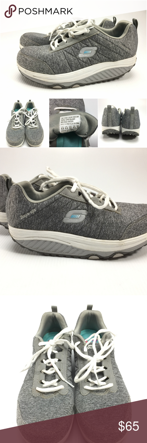 Skechers Shape Ups 2.0 Jersey Comfort shoes G2 4 Description