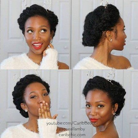 50 Wedding Worthy Natural Hairstyles For A Beautiful Summer Bride