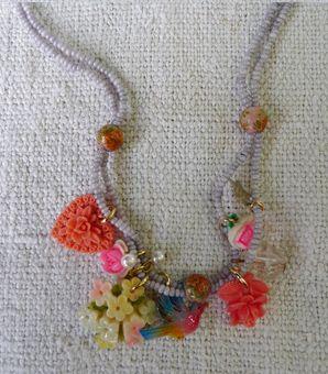 Japanese Seed Beads - £98 (mauve)
