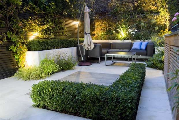 Ten Top Tips For Small Shady Urban Gardens: The 10 Best Landscaping Tips