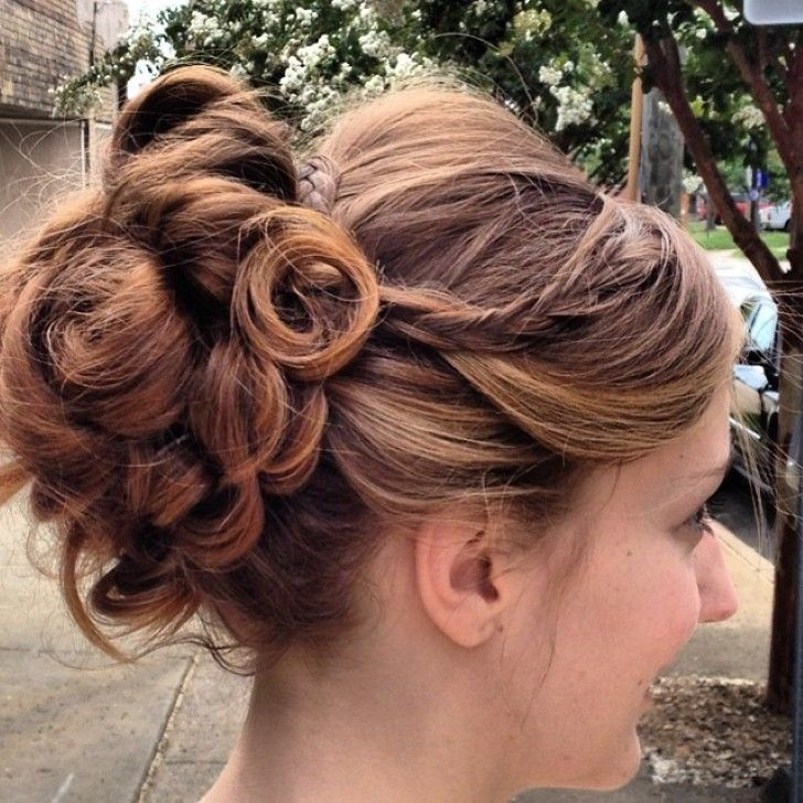 Sweet 16 Bun Hairstyles Beauty Within Clinic