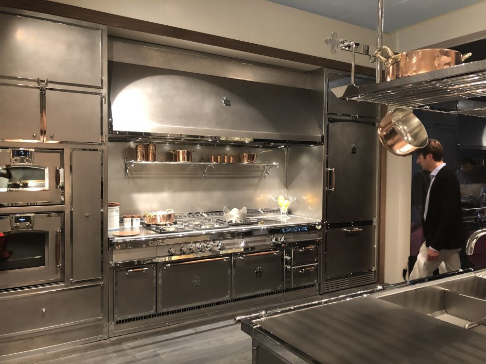 Eurocucina 2018 Shows New Trends For Modern And Luxury Kitchens In