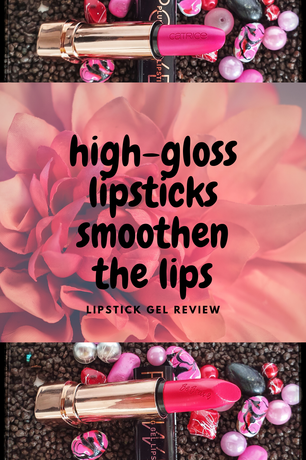 Photo of Catrice Plumping Lipstick Gel Review