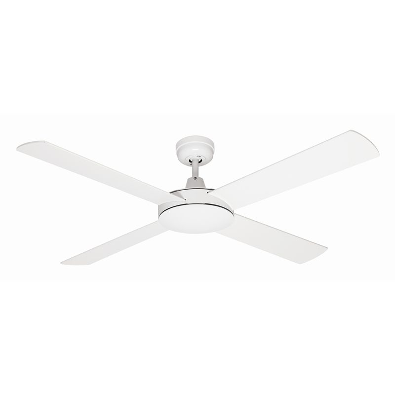 Find Mercator 130cm White 4 Blade Grange Ceiling Fan At Bunnings Warehouse Visit Your Local For The Widest Range Of Lighting Electrical S