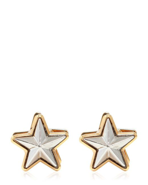 Givenchy Star Earrings in Metallics RWHxRkV