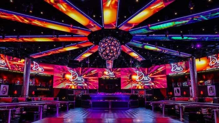 10 Lavishly Designed Las Vegas Nightclubs You Have To Experience- 9 Drais 2