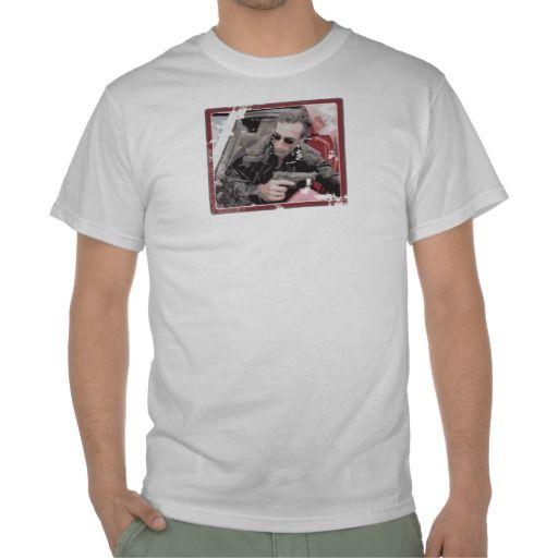 "Trailer Park Boys ""Cyrus"" Retro Vintage T-Shirt"