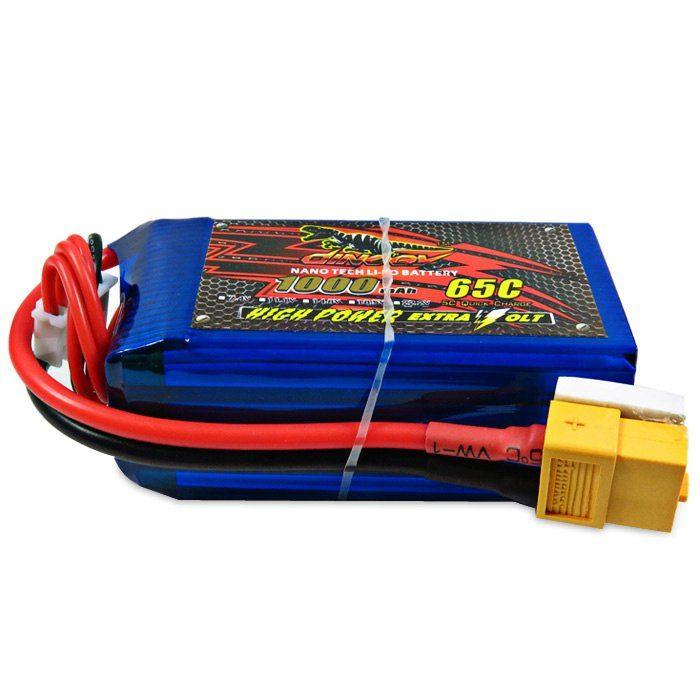 $19.14 (Buy here: https://alitems.com/g/1e8d114494ebda23ff8b16525dc3e8/?i=5&ulp=https%3A%2F%2Fwww.aliexpress.com%2Fitem%2FDINOGY-XT60-Plug-1000mAh-14-8V-4S-65C-Li-po-Battery-RC-Multicopter-Spare-Part%2F32733609389.html ) DINOGY XT60 Plug 1000mAh 14.8V 4S 65C Li-po Battery RC Multicopter Spare Part for just $19.14