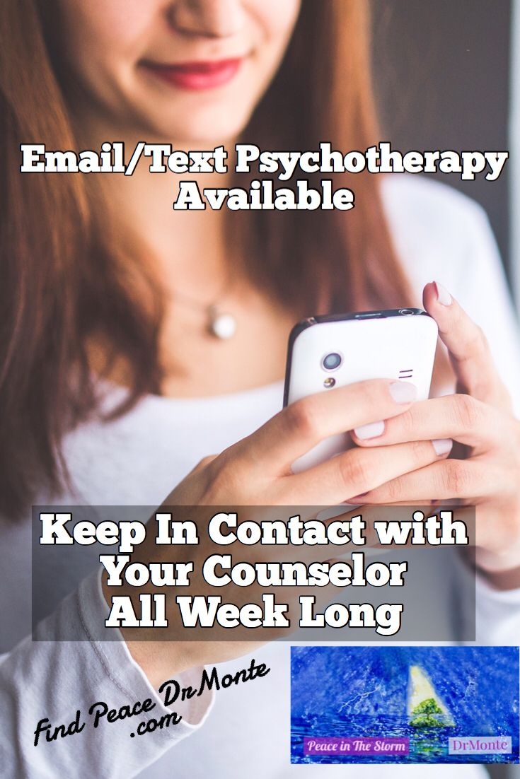 DrMonte. Online Counseling. Video counseling, and/or Email