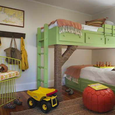 Loft Bed Design, Pictures, Remodel, Decor and Ideas - page 22