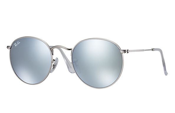 Ray-Ban 0RB3447 - ROUND FLASH LENSES SUN   Official Ray-Ban Online Store 7b1180fc61