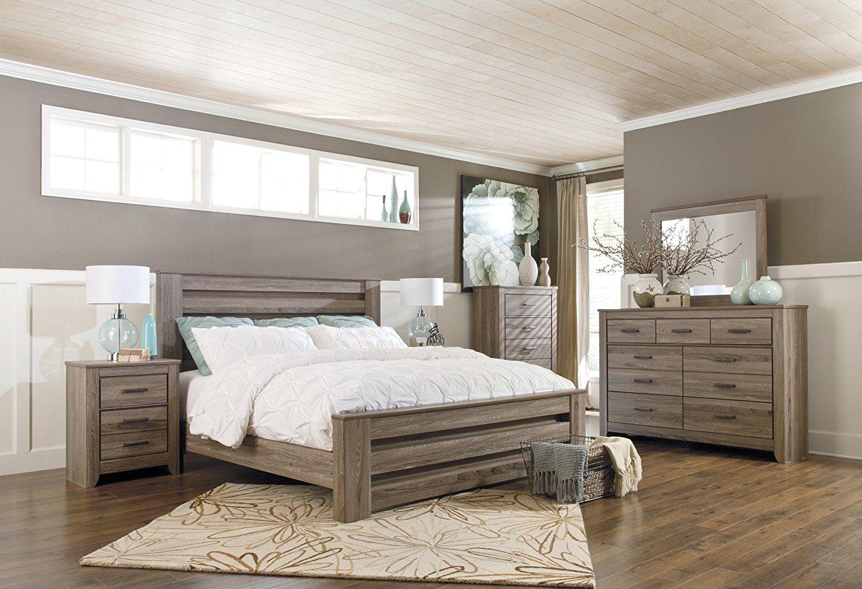 Ashley Furniture Signature Design Zelen Dresser 7
