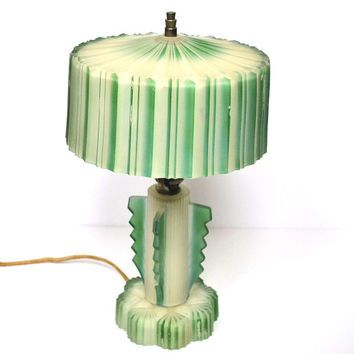 Best Art Deco Table Lamps Products on Wanelo