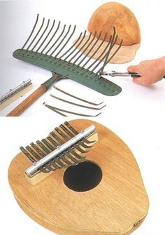 DIY Instruments for the Musician in All of Us