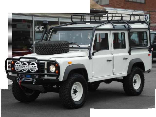 Defender Off Road Tampon Land Rover Defender Otomobil Araba