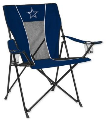 dallas cowboys folding chairs office chair manufacturer 39 99 nfl gametime enjoy the game while sitting in perfect for any tailgate
