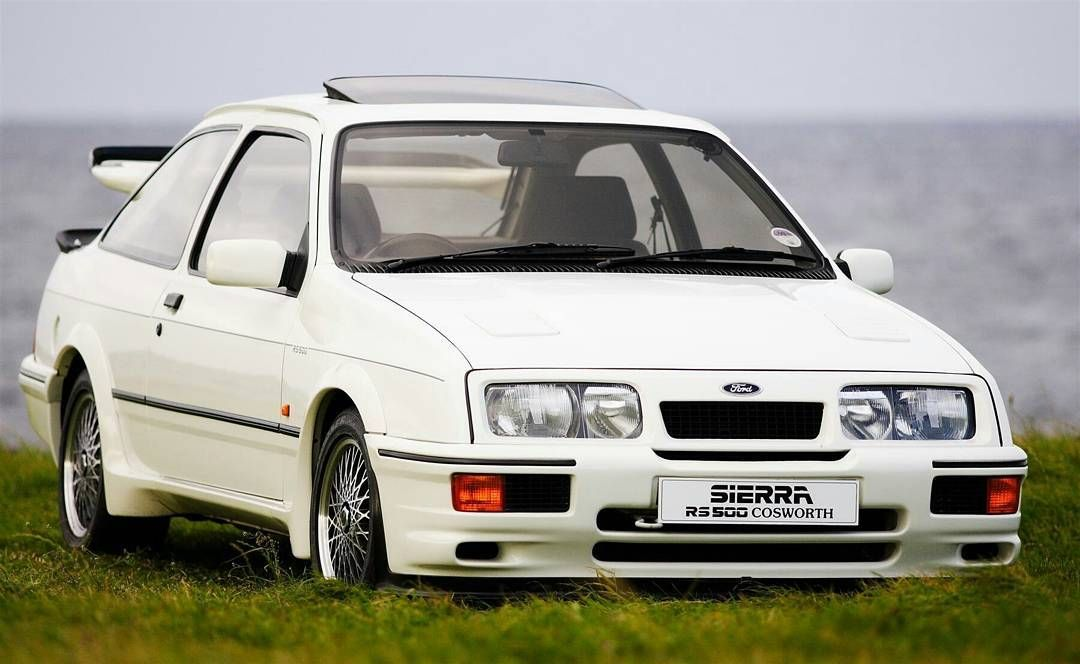 001 Sierra Rs500 Cosworth Surfaces And Goes Up For Sale Wait For