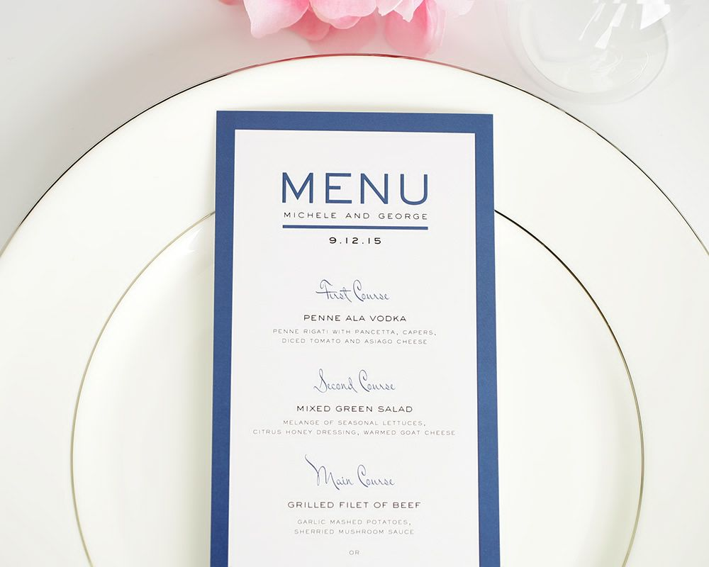 ModernLuxeWeddingMenuJpg   Wedding Menu