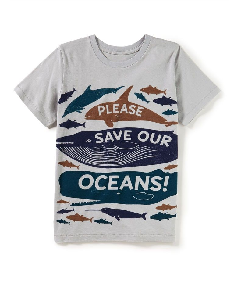 e756688bc Save Oceans Tee - Boys - Categories - new arrivals | Peek Kids Clothing