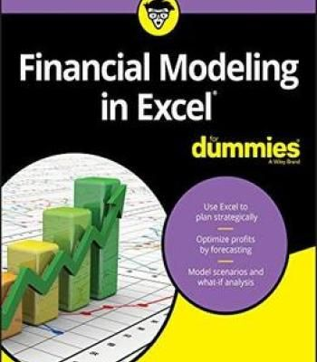 Financial Modeling In Excel For Dummies PDF Software Pinterest
