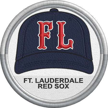 Ft. Lauderdale Red Sox baseball cap hat sports logo