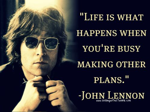 john lennon, best, quotes, sayings, life, live, witty