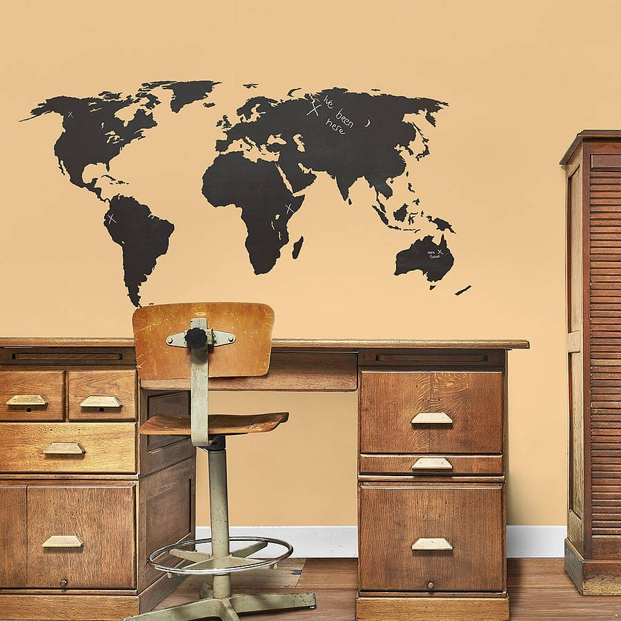 Homepage the binary box chalkboard world map wall sticker online homepage the binary box chalkboard world map wall sticker online kaufen gro handel karte kinder aus gumiabroncs Image collections