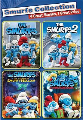Smurfette Goes To The Beach The Smurfs 2 iphone case