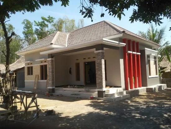 17 Desain Rumah Dengan Teras Dak Minimalis Rumah Desain Rumah Desain
