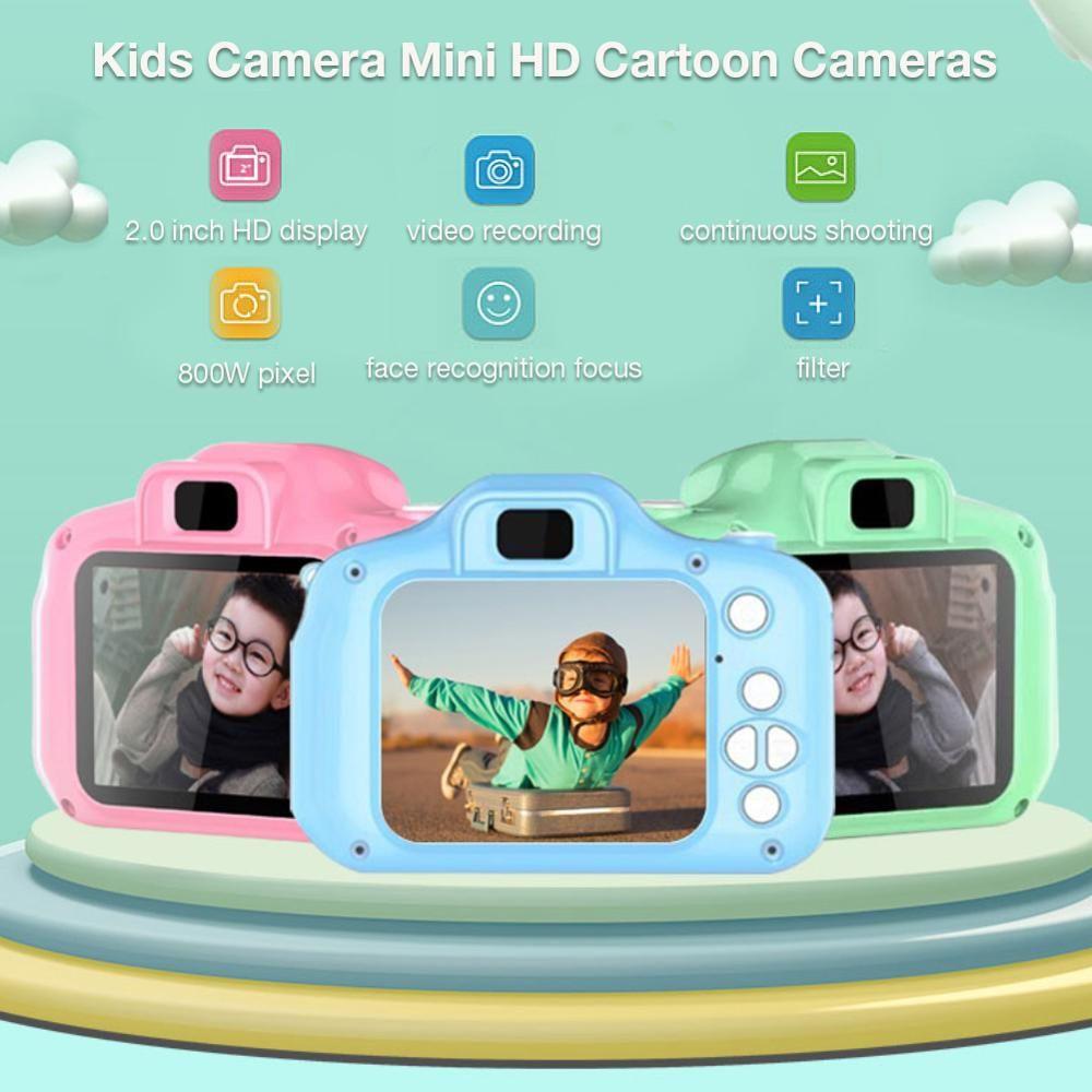 Children Mini Camera Kids Educational Toys For Children Baby Gifts Birthday Gift Digital Came Kids Digital Camera Kids Camera Mini Digital Camera