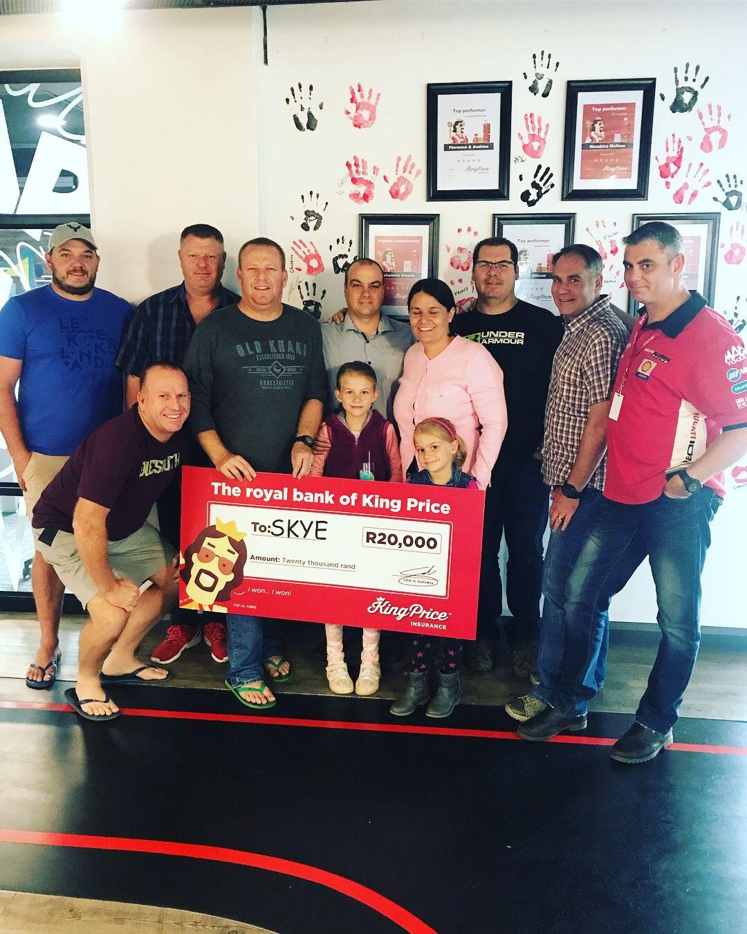 Skye Charity Donation Makingadifference Donate To Charity