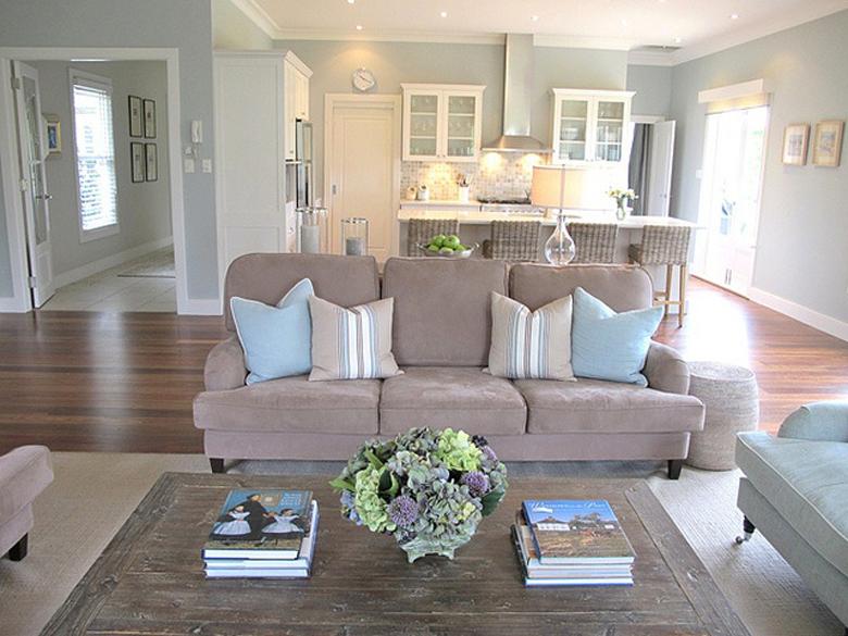Open Concept Kitchen Living Room Design Ideas | Cocinas abiertas ...