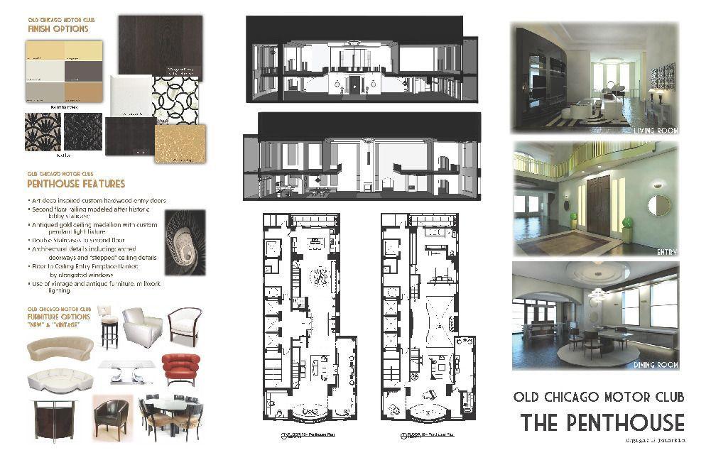 45 Interior Design Sketches Presentation Boards Behance With