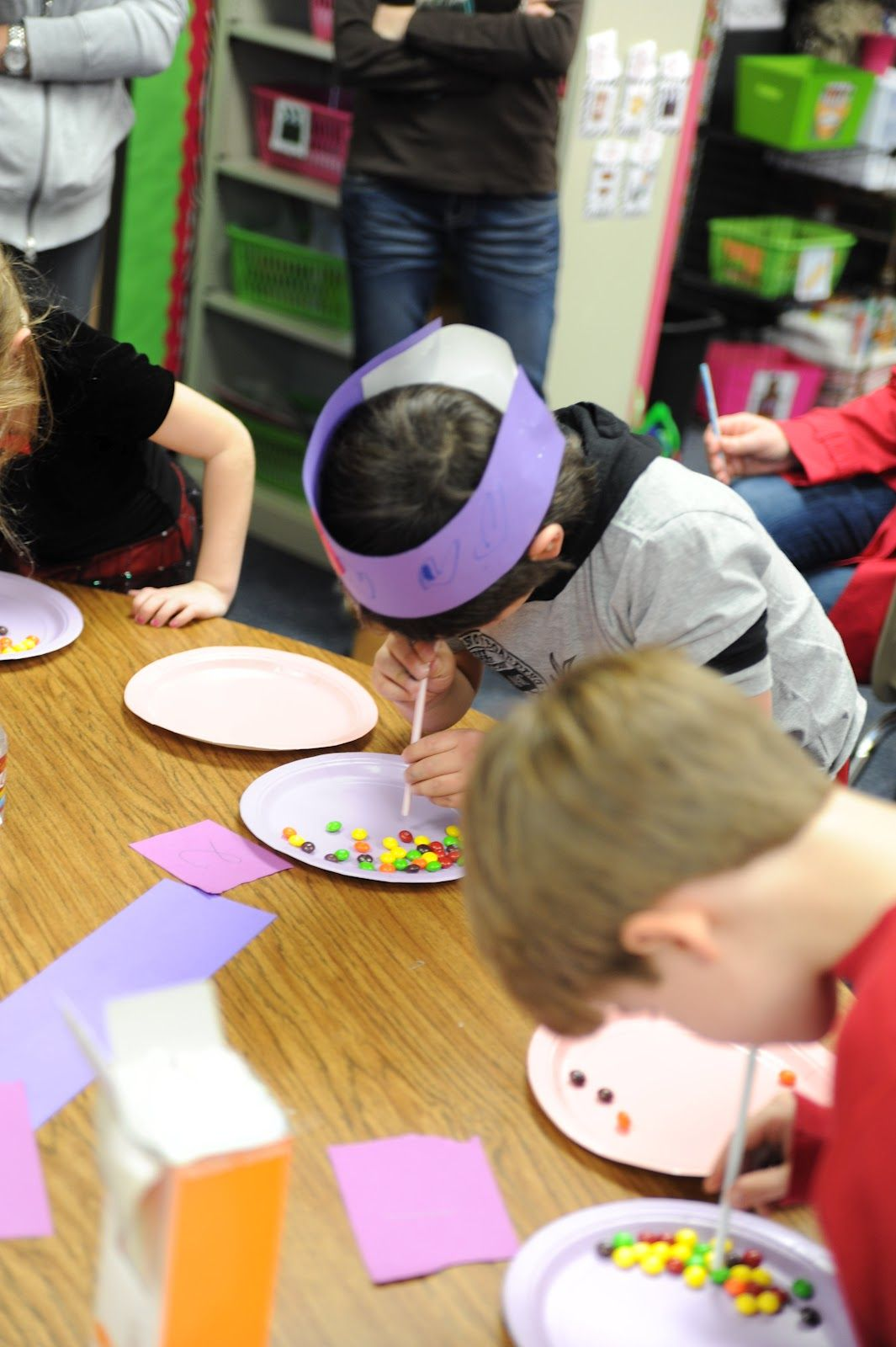 The First Grade Parade: Valentine\'s Day minute to win it game ...
