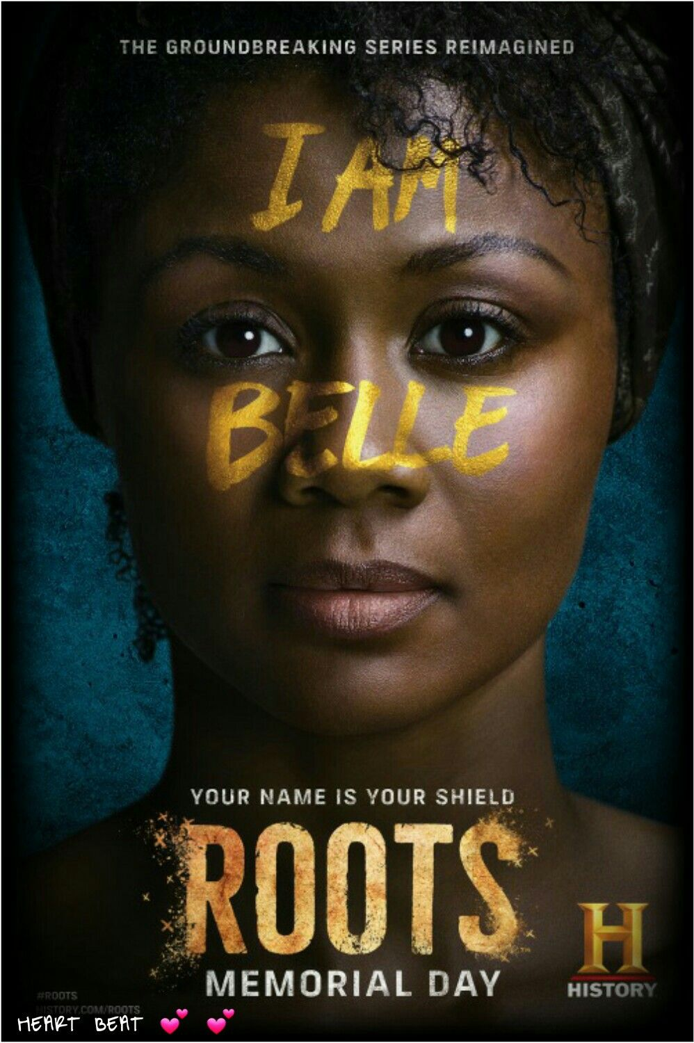 MOVIES. Roots tv, Roots movie, Roots tv series