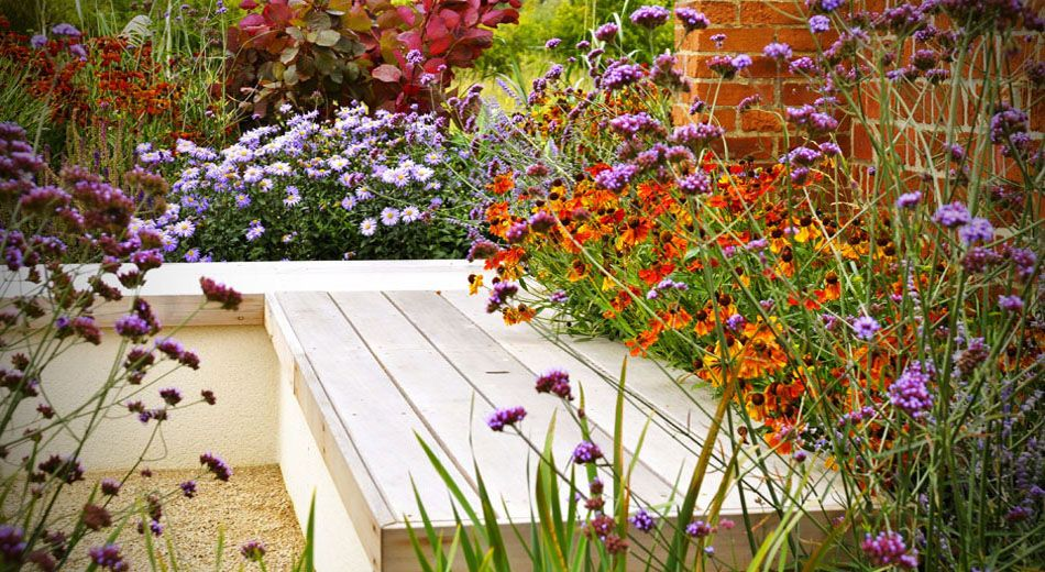 Sue Townsend Garden Design | Garden Designer & Landscaping in Suffolk