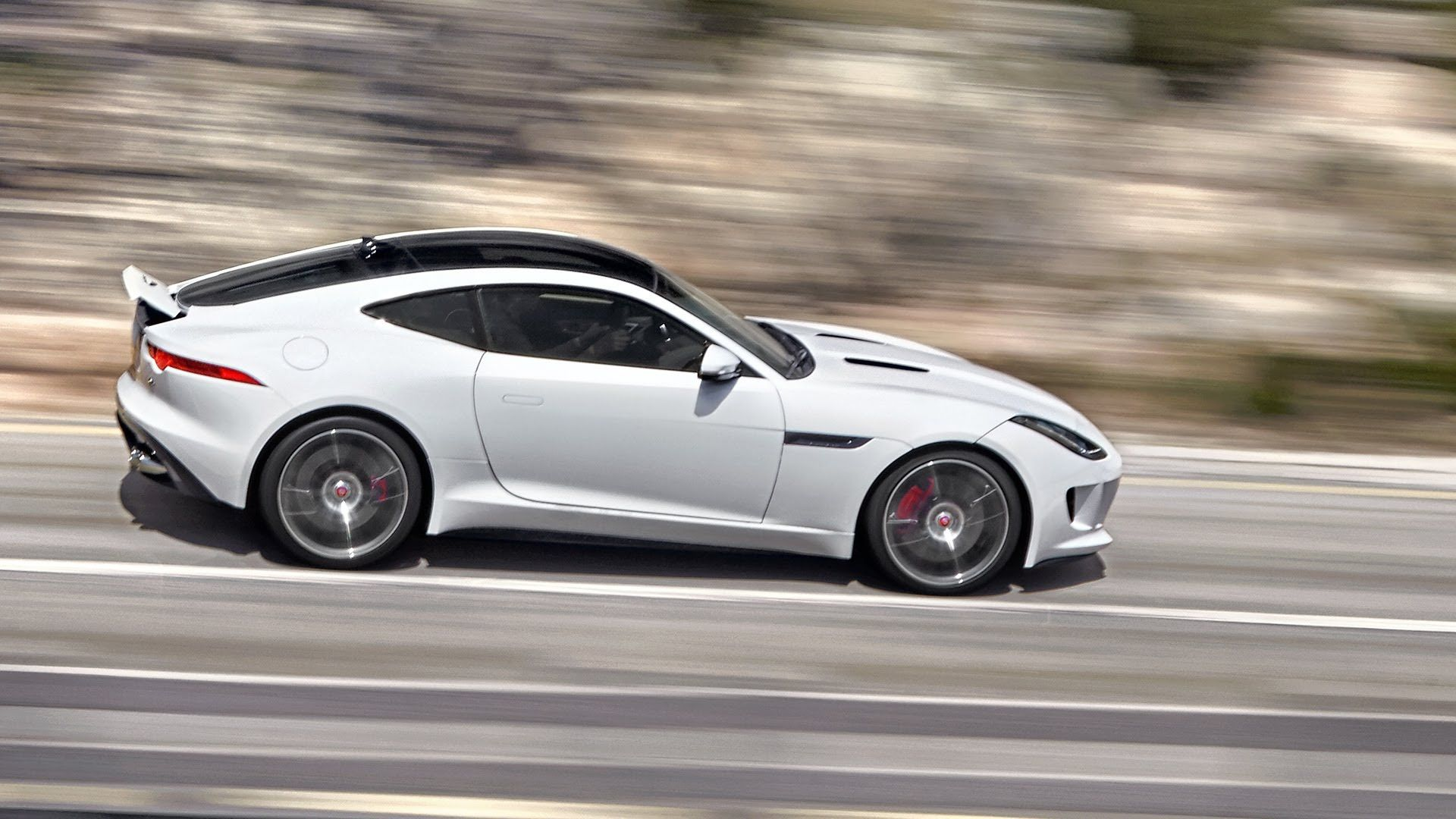 2015 Jaguar F Type R Coupe Hd Wallpaper 1920 1080 Wallpaper