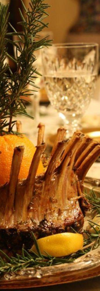 HOLLY\u0027S CHRISTMAS OPEN HOUSE --Crown Roast ⛄◽✨**HOLLY\u0027S